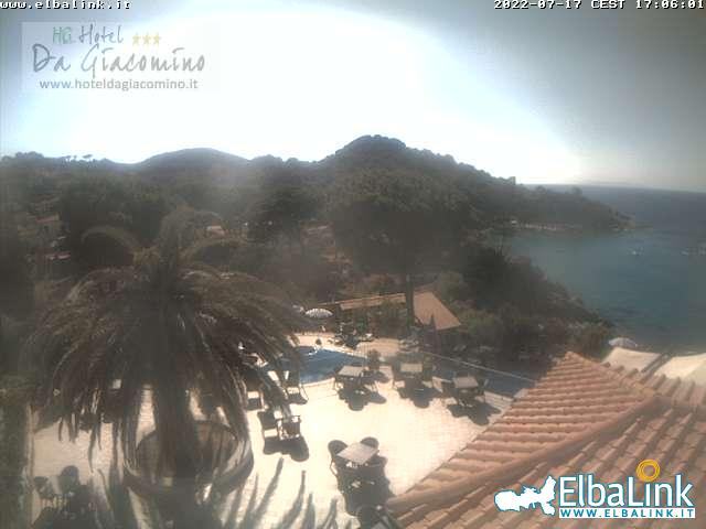 Webcam over Sant'Andrea, Hotel Da Giacomino