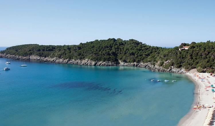 punta e spiaggia