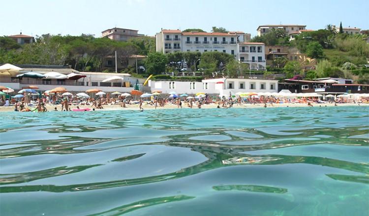Portoferraio Hotel Villa Ombrosa