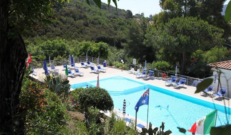 Hotel Villa Giulia Porto Azzurro Li