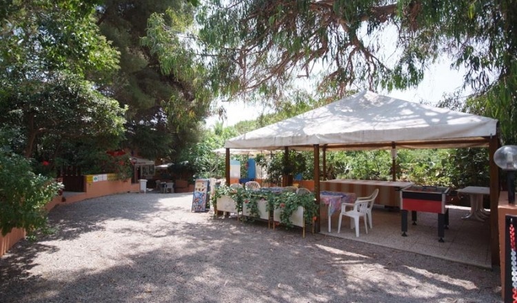 Camping Village Casa Dei Prati In Lacona Island Of Elba