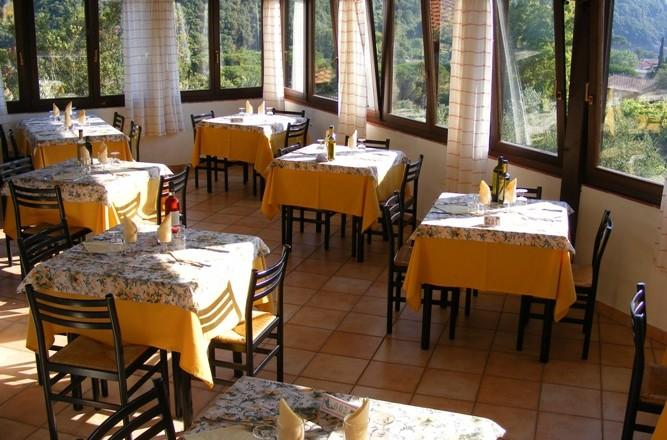 veranda panoramica ristorante