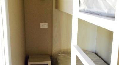 piccola camera letto castello