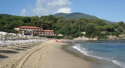 spiaggia Procchio