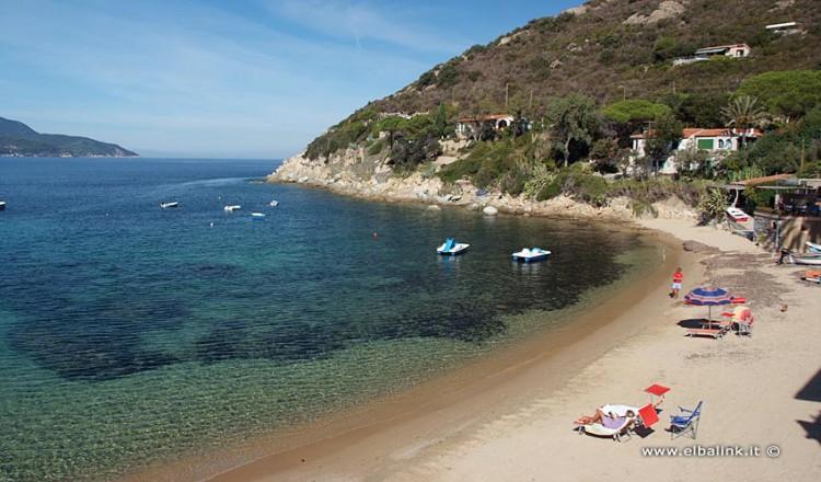 Spiaggia del Forno - Isola d'Elba