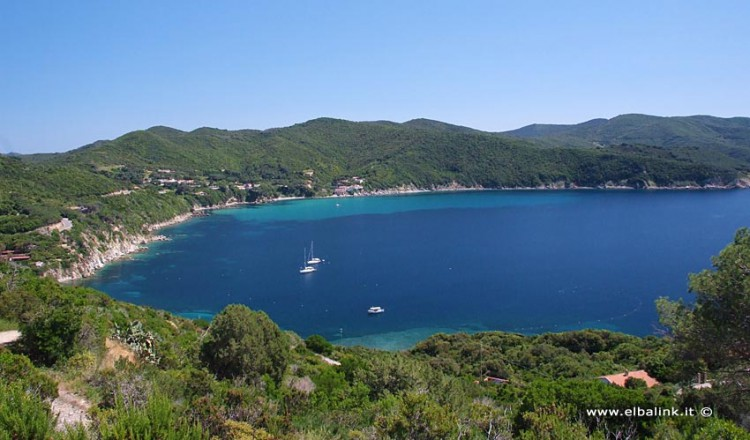 Spiaggia dell'Enfola - Isola d'Elba