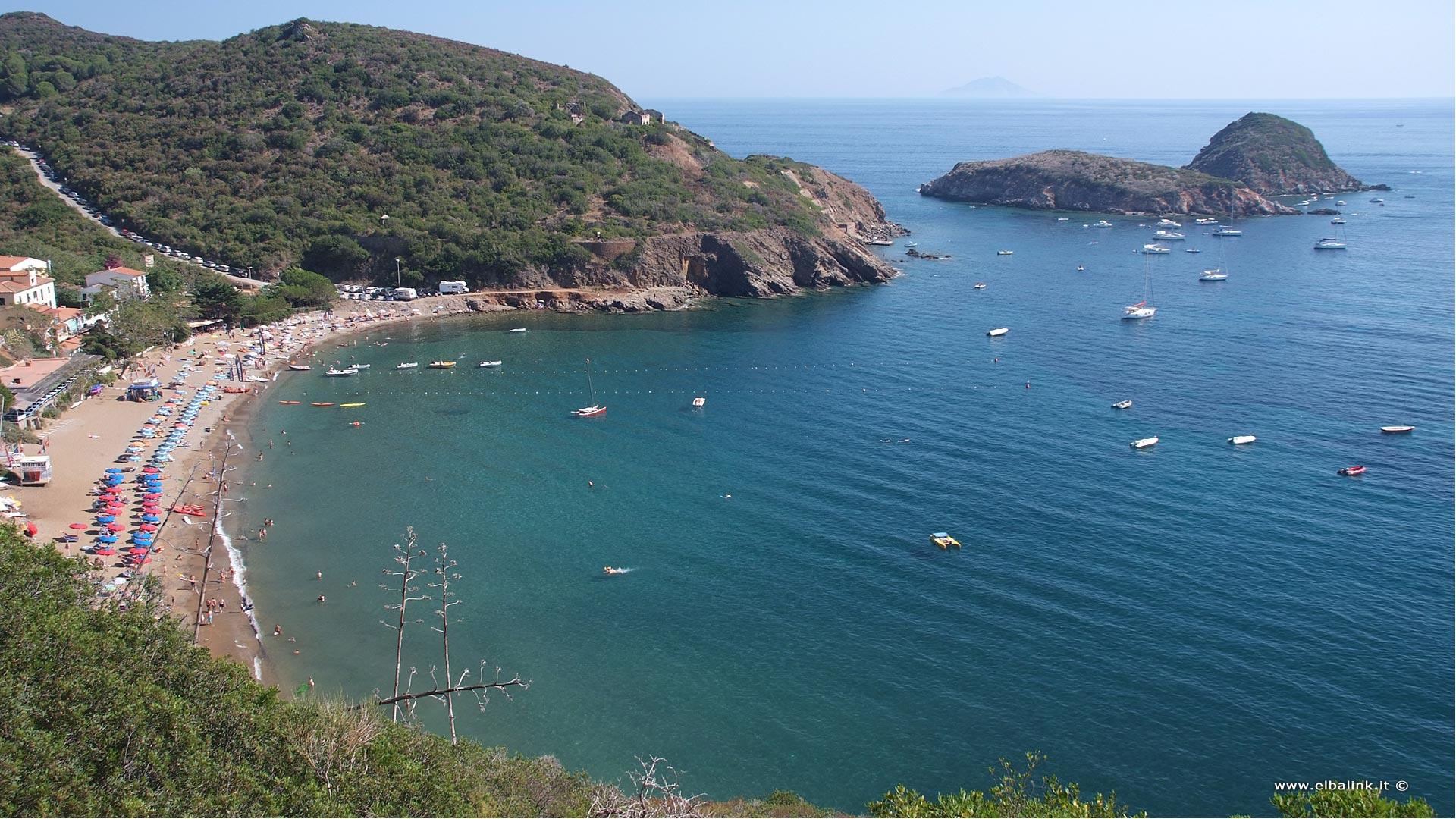 Spiaggia Dell Innamorata Spiagge All Isola D Elba A