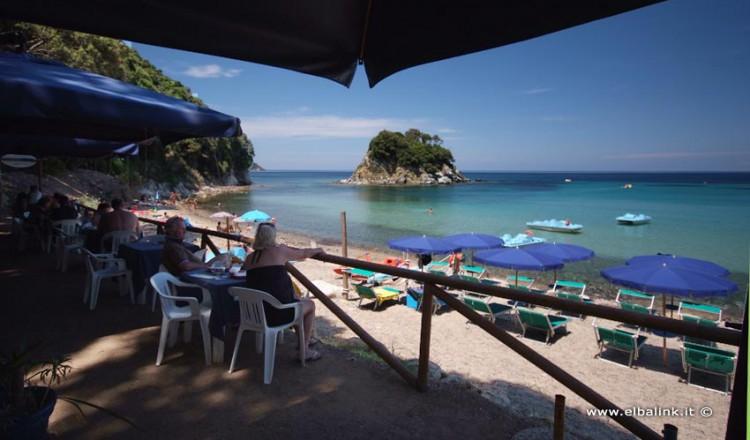 Spiaggia della paolina a marciana spiagge all 39 isola d 39 elba for Pauline alla spiaggia