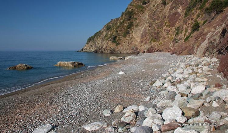 Spiaggia della Rivercina - Isola d'Elba