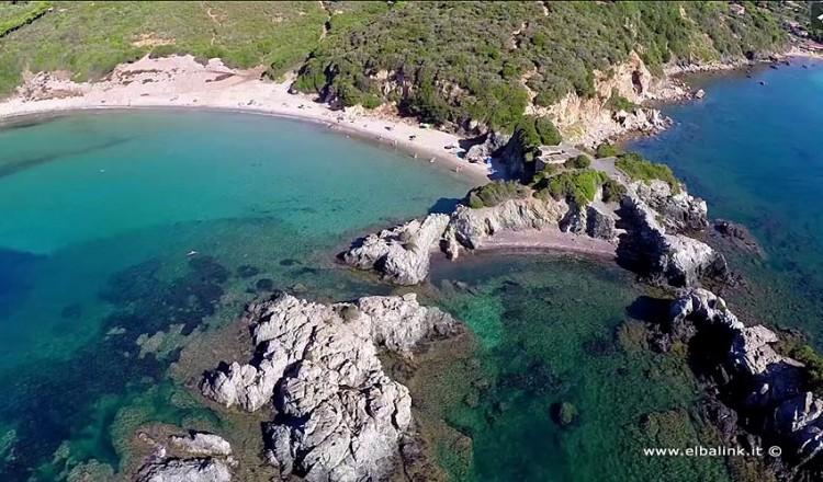 Spiaggia di Laconella - Isola d'Elba