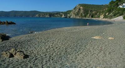 Spiaggia di Norsi - Isola d'Elba