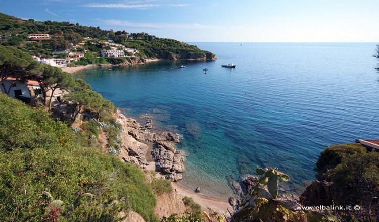 Spiaggia di Pareti - Isola d'Elba