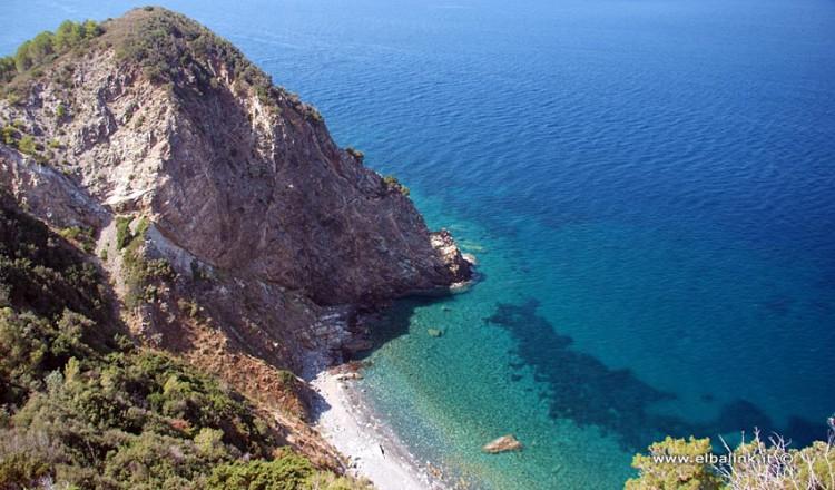 Spiaggia di Punta Polveraia - Isola d'Elba