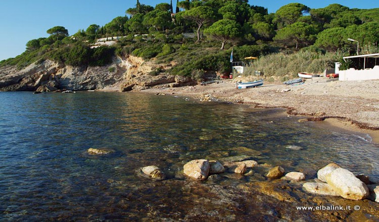 Spiaggia della Madonna delle Grazie - Isola d'Elba