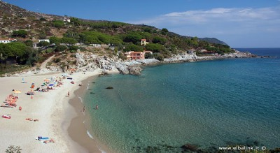 Spiaggia di Seccheto - Isola d'Elba