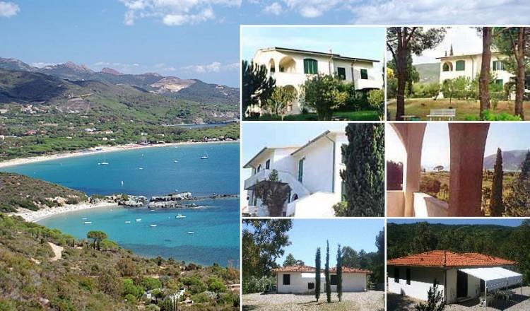 Appartamenti Villa Lacona, Isola d'Elba