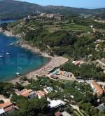 Barbarossa, Isola d'Elba