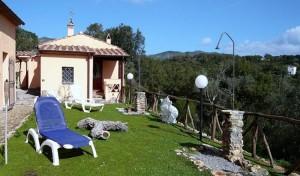 Villa Le Argille, Isola d'Elba