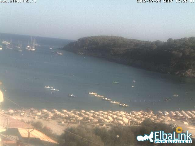 Webcam Island of Elba