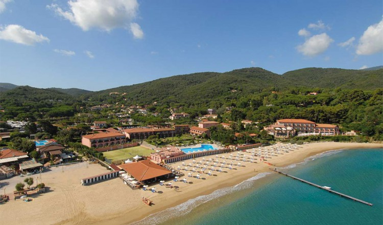 Hotel Procchio Isola D Elba