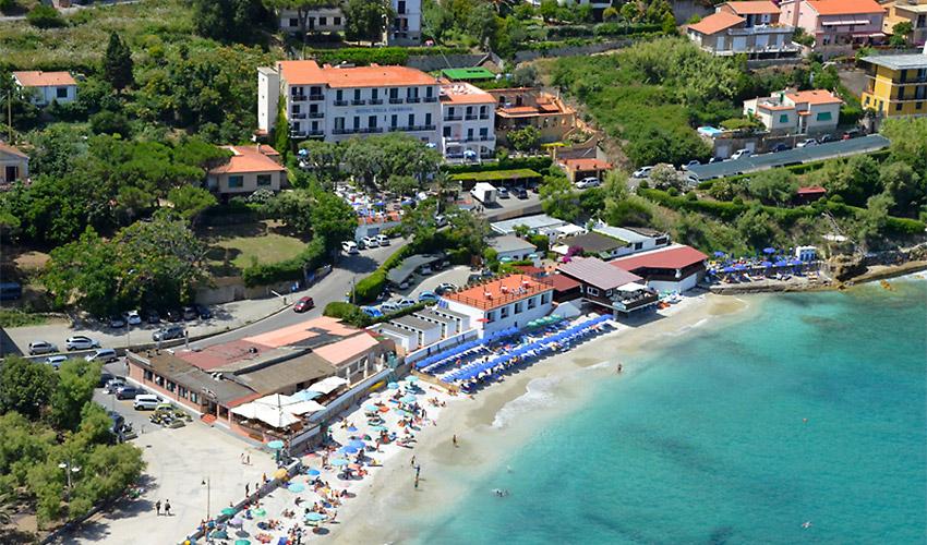 Hotel Villa Ombrosa Isola d'Elba | Hotel a Portoferraio