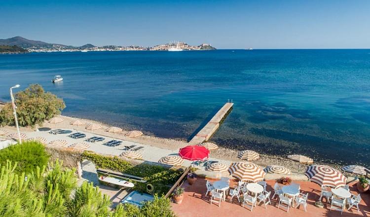 Hotel Fabricia, Elba