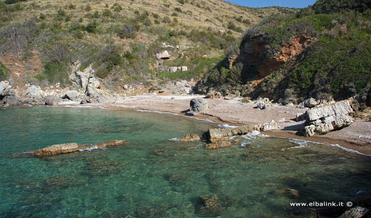 Spiaggia delle Secche - Isola d'Elba