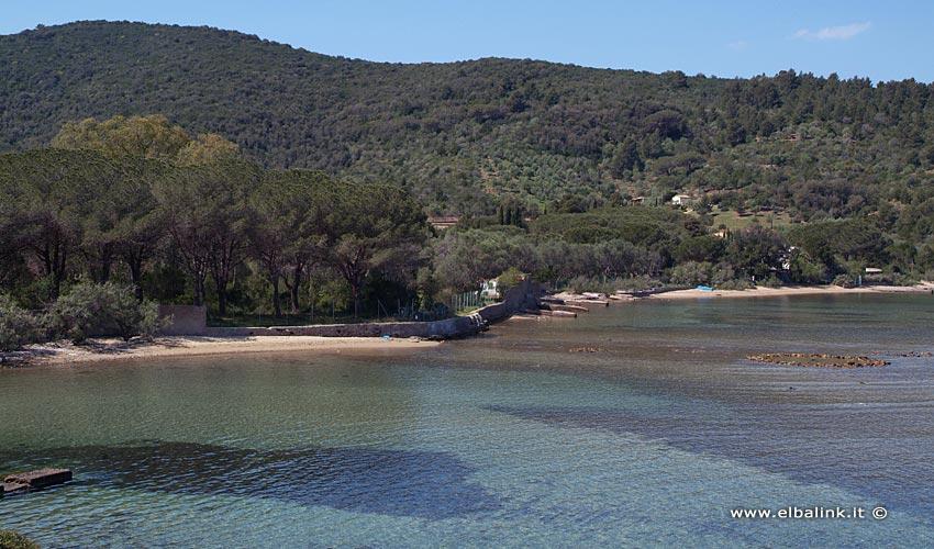 Spiaggia di Galenzana - Isola d'Elba