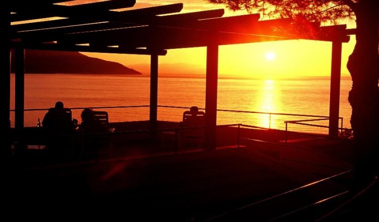 terrazza tramonto el