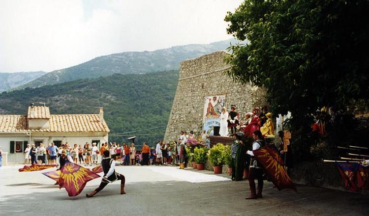 Palio di Sant'Agabito a Marciana - Isola d'Elba