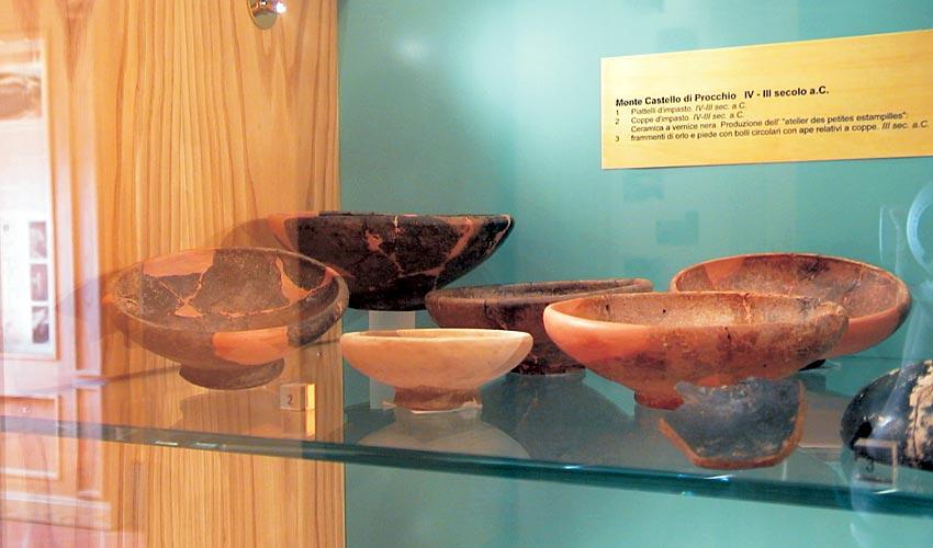 Museo Archeologico a Marciana - Isola d'Elba