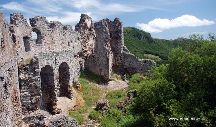Castello del Volterraio - Rio nell'Elba - Isola d'Elba