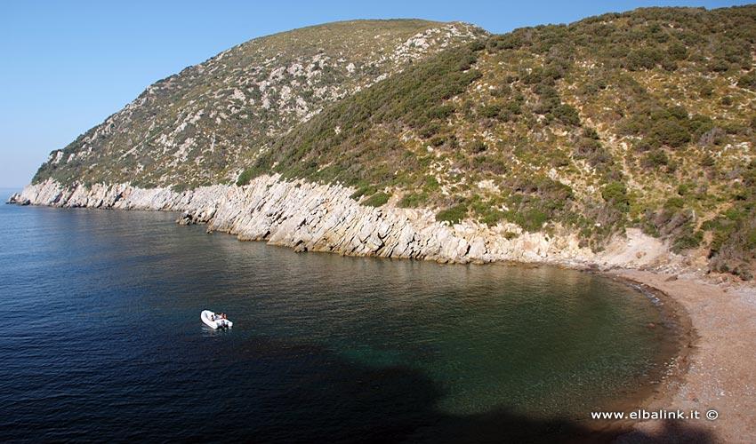 Spiaggia dei Mangani - Isola d'Elba