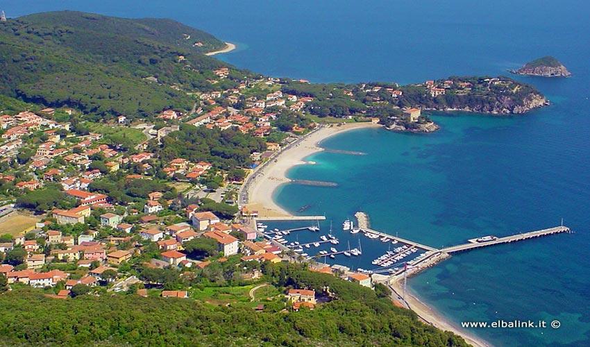 Spiaggia del Cavo e di San Bennato - Isola d'Elba
