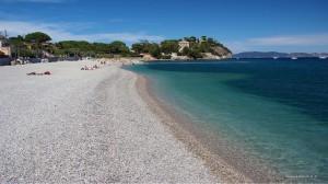 Spiaggia del Cavo - Isola d'Elba