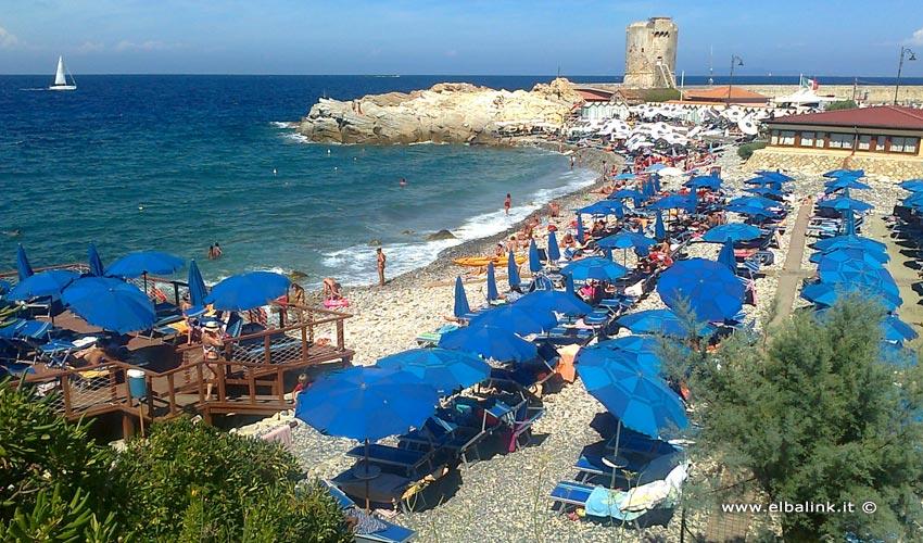 Spiaggia della Fenicia - Isola d'Elba