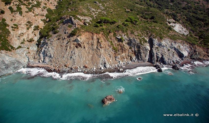 Spiaggia delle Tombe - Isola d'Elba