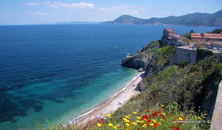 Spiaggia delle Viste - Isola d'Elba