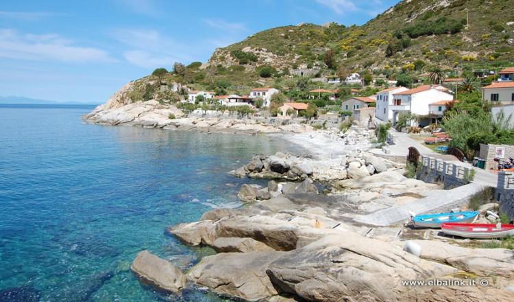Spiaggia di Chiessi - Isola d'Elba