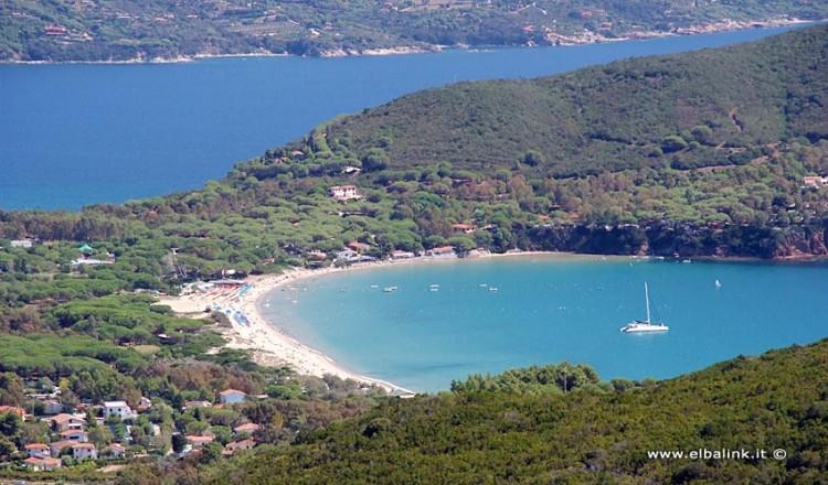 Spiaggia di Lacona - Isola d'Elba