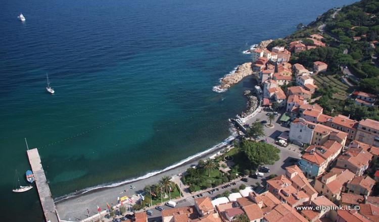 Spiaggia di Marciana Marina - Isola d'Elba