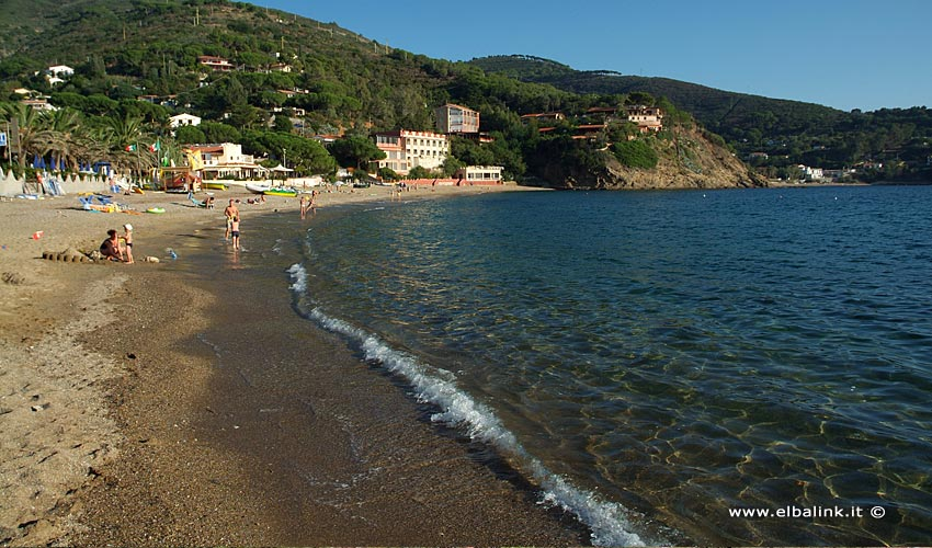 Spiaggia di Morcone - Isola d'Elba