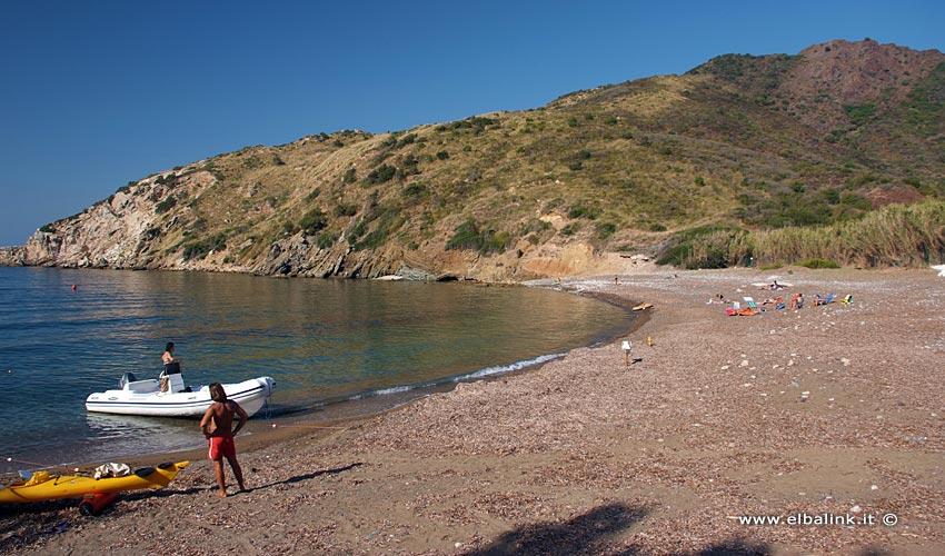 Spiaggia di Nisportino - Isola d'Elba