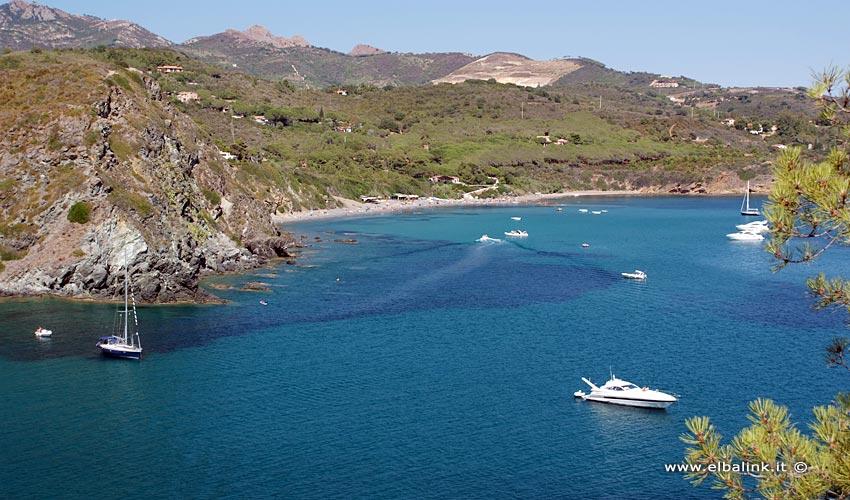 Spiiagia di Norsi - Isola d'Elba