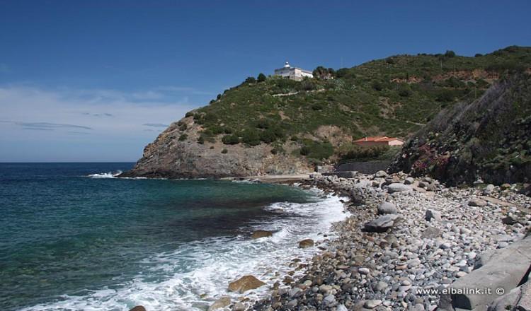 Spiaggia di Patresi - Isola d'Elba