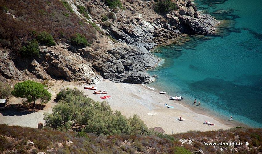 Spiaggia di Remaiolo - Isola d'Elba