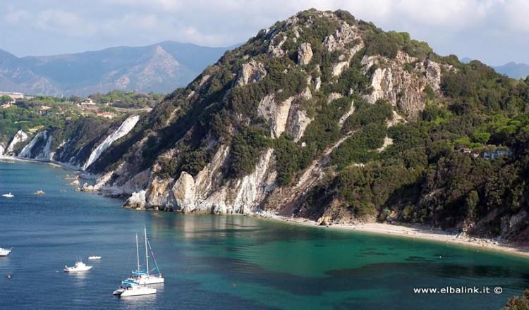 Spiaggia di Seccione - Isola d'Elba