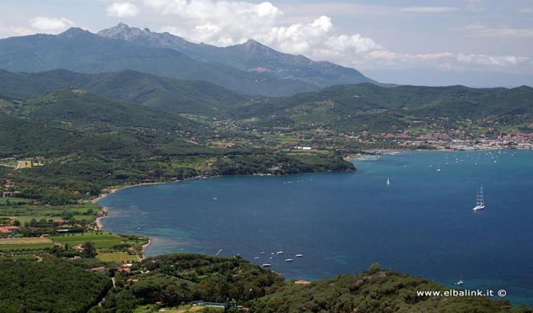 Spiaggia di Schiopparello - Isola d'Elba