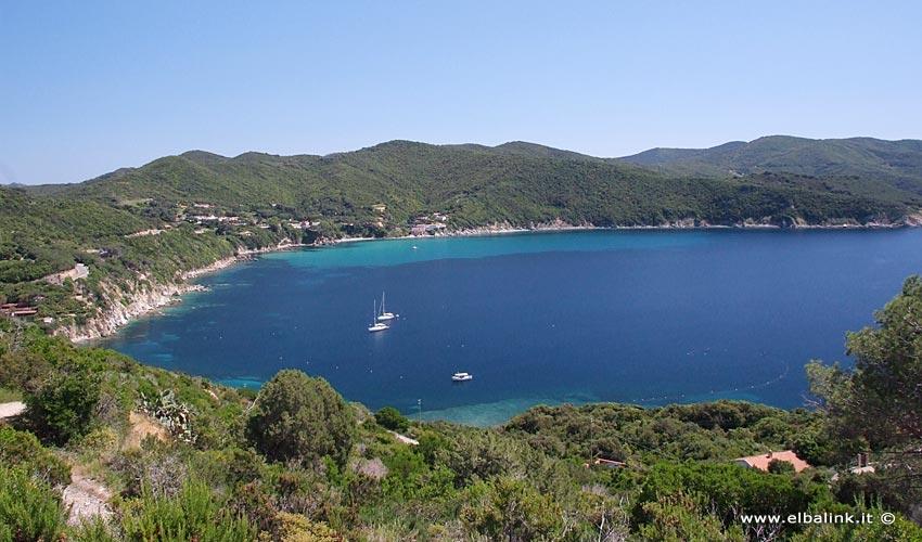 Spiaggia del Viticcio - Isola d'Elba