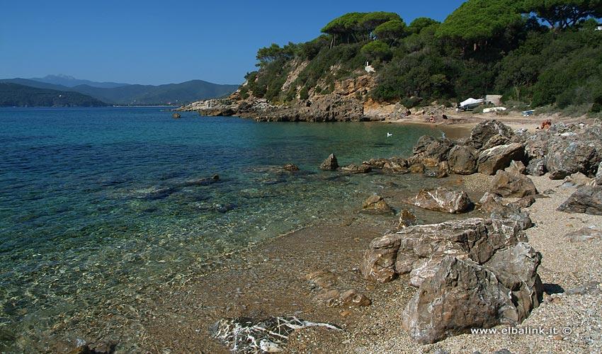 Spiaggia di Zuccale - Isola d'Elba
